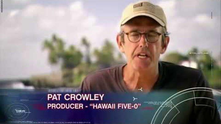 Полиция Гавайев - Hawaii Five-0 - на съёмочной площадке