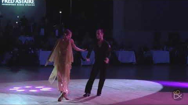 Riccardo Cocchi - Yulia Zagoruychenko (USA) - Disney 2018 | Showdance Rumba