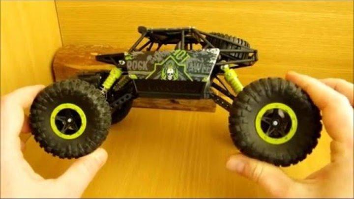 Радио управляемая машинка HB - P1803 4WD Rally Car Rock Crawler