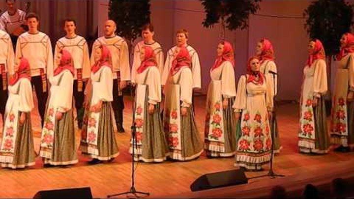 Хор имени Пятницкого. Старинная русская песня