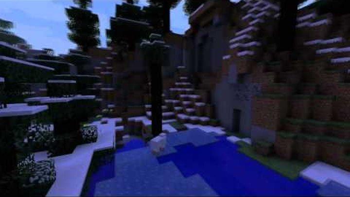 MineCraft - История Лесника - Серия 1