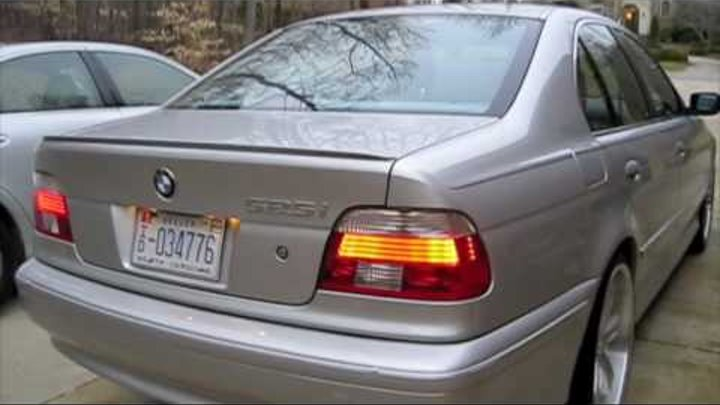 2002 BMW 525i Start Up, Engine, and In Depth Tour