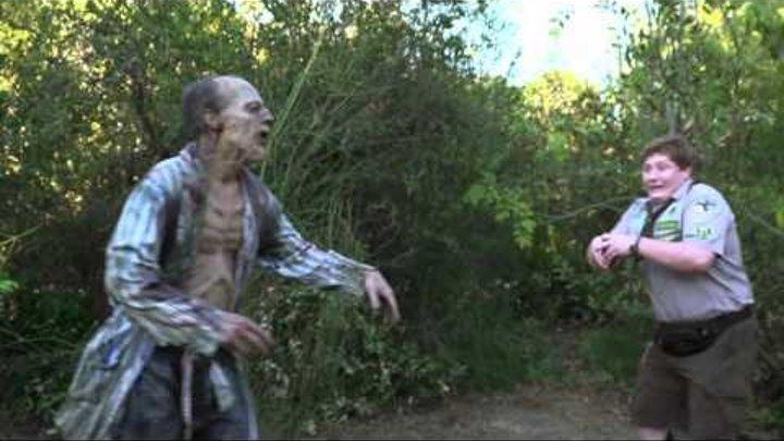 Скауты против зомби - Как разжечь костер