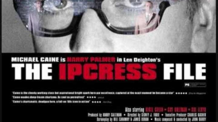 John Barry - The Ipcress File (theme)