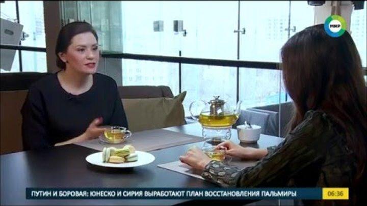 """Звездный завтрак с актрисой Агнией Кузнецовой. """"Я готова платить, лишь бы играть в театре""""."""