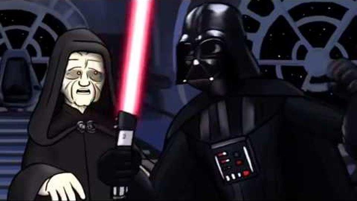 Как должен был закончиться фильм: Звездные Войны, 6 эпизод - перевод