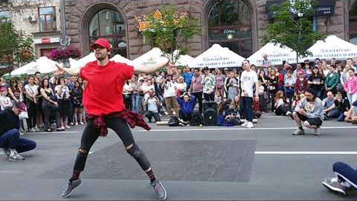 13 Лисиц Уличные танцы Киева Часть 42. 13 Fox Street Dances Part 42