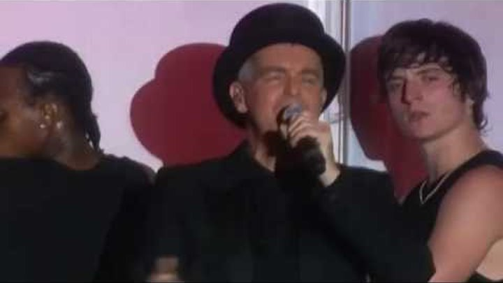 Pet Shop Boys - Can You Forgive Her? (Live 2006) (Promo Only)