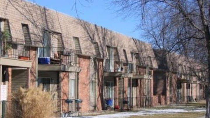 Сколько стоит аренда жилья в США? Two bedroom apartment Omaha NE USA