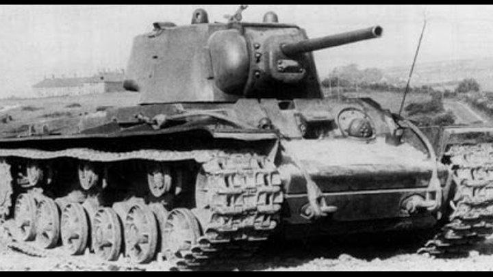 Тяжёлый танк КВ 1 Клим Ворошилов. Броня РККА.
