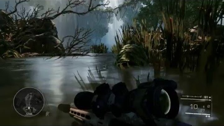 Снайпер: Призрачный воин 2(Акт 1; Часть 1)/SniperGhostWarrior2 (Act 1, Part 1)