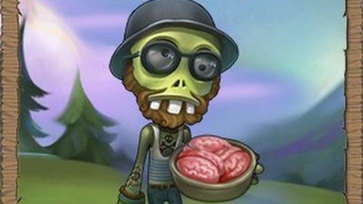 Зомби Ферма - Zombie Farm - ( Угадал! ) - прохождение квеста - Мыльная опера
