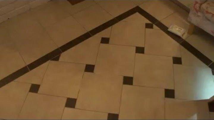 Лайфхак - Как просто почистить швы между плиткой (clean the joints between the tiles)