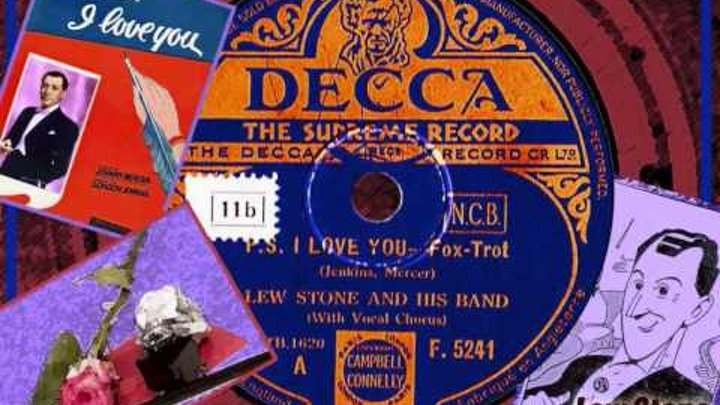 Lew Stone and his orchestra - PS I love you