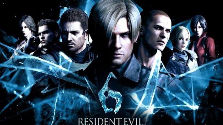 RESIDENT EVIL 6 TRAILER - 2012 [HD]