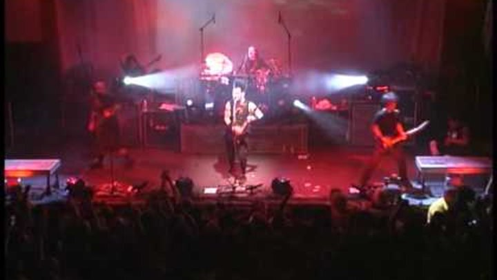 Static-X - Bled for days (Cannibal Killers Live 2008 5/17)