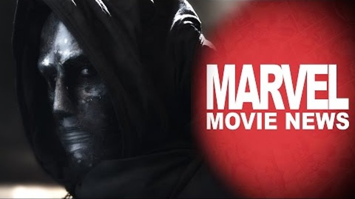 New Fantastic Four Trailer and First Look at The Vision! Marvel Movie News Ep #29 - April 23th, 2015