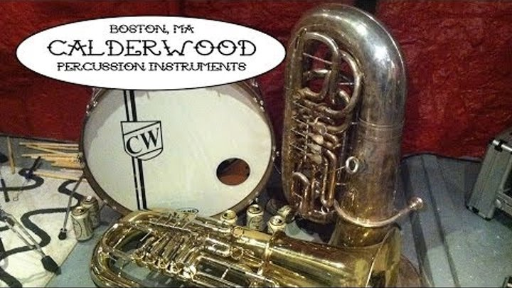 Eleanor Rigby on tuba by Bill from Calderwood Percussion (tuba cover)