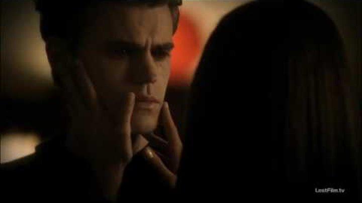 Елена впервые признается в любви Стефану (дневники вампира.9 серия 1 сезон)