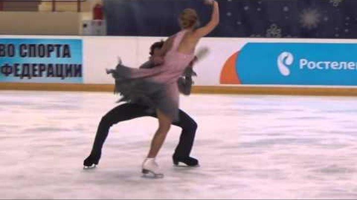 ISU CS Mordovian Ornament 2015 Ice Dance ПП 6 Katharina MULLER Tim DIECK GER