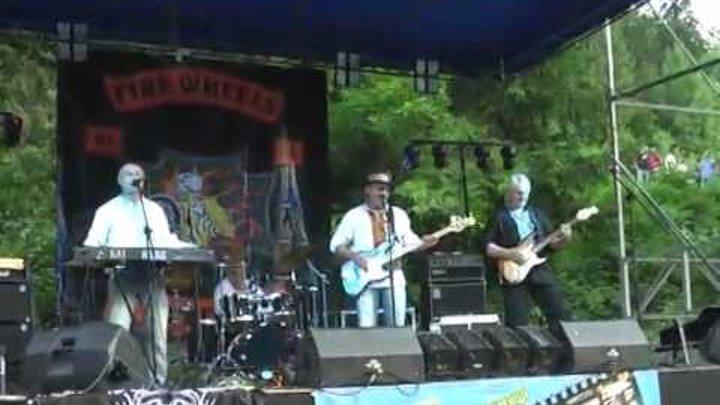 Виступ гурту «Гуцули» на байкер-фесті «Wild fire» в Яремче. Част. 4
