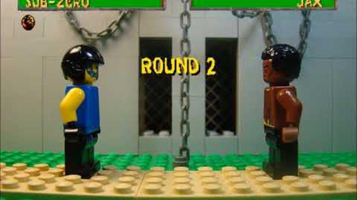 Lego Mortal kombat 2