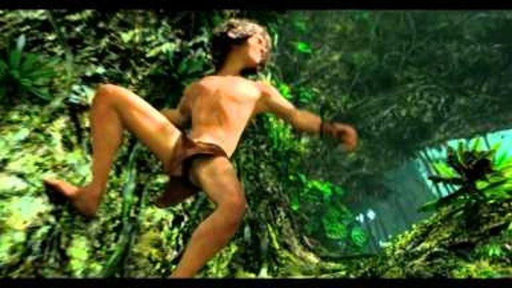 Тарзан, 2013 - русский трейлер (тизер)