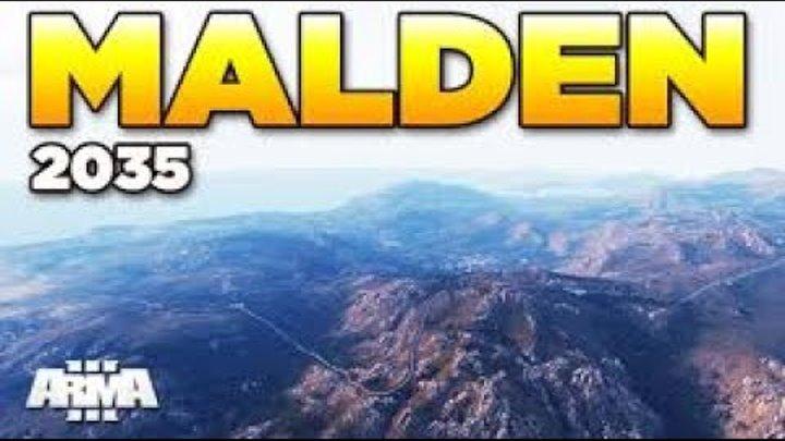 arma 3 [wasteland] novo mapa Malden 2035