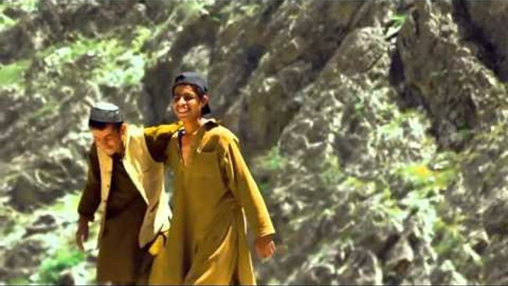 Shahzad Adeel - Ma Ba Tuem ( we are with you ) new Afghan song 2012.