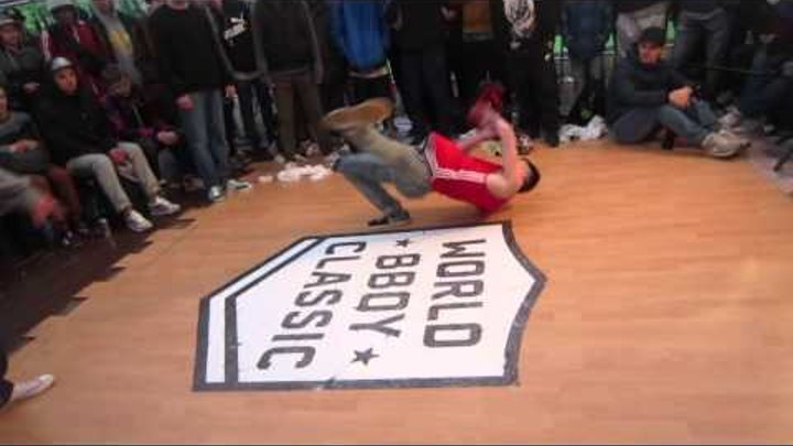 Androsha x Yu Rock - World BBoy Classic | Отбор СНГ 2015