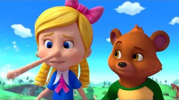 Голди и Мишка - Серия 7, Сезон 1 | Мультфильм Disney Узнавайка