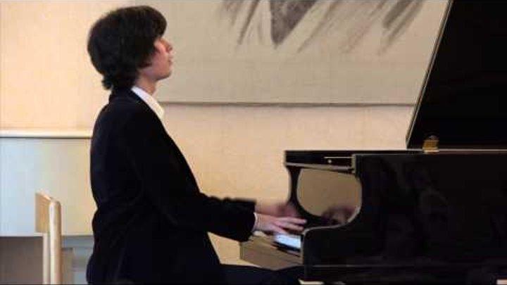 """Ференц Лист- Трансцендентный этюд """"Дикая охота"""" F.Liszt - Transcendental Etude """"Wild hunt"""""""