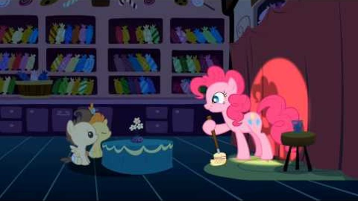 Pinkie's Stand-Up Comedy - My Little Pony: Friendship Is Magic - Season 2