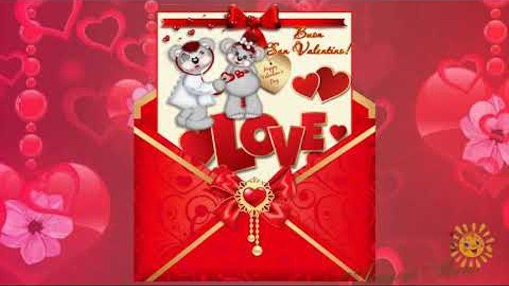💘Auguri di Buon San Valentino a Chi Crede nell'Amore!❤ღڪےღڰۣ ❤