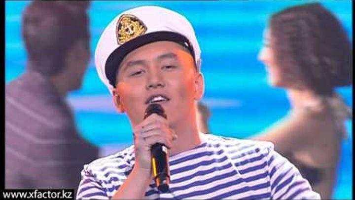 "Alan. ""Марджанджа"". М. Шуфутинский. X Factor Казахстан. 2 концерт. Эпизод 11. Сезон 6."