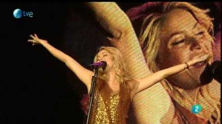 Shakira - Sale el Sol (Rock in Rio Madrid 2010)