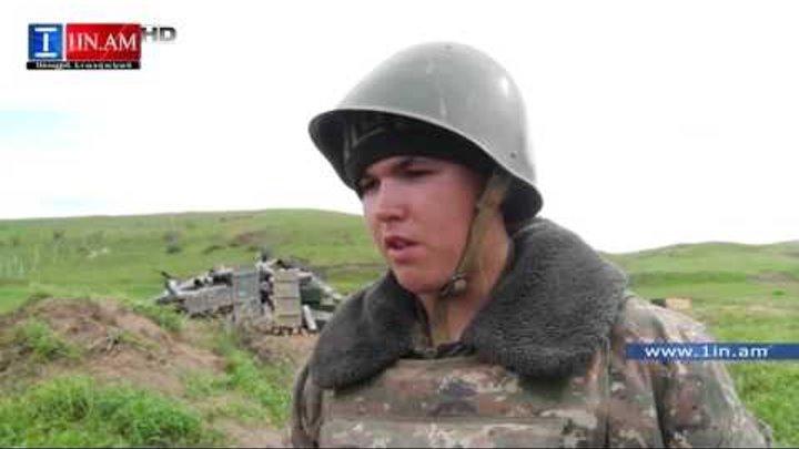 «Բոյի» դեմ ժպիտ. սահմանին կանգնած զինծառայող