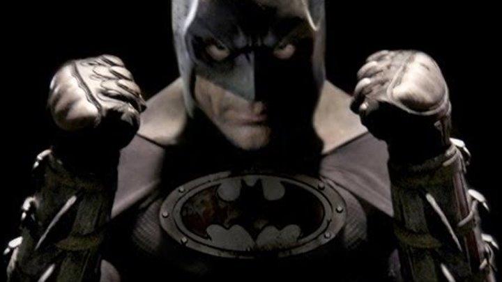 BATMAN vs KILLER CROC and POISON IVY