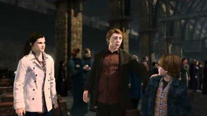 Часть 15 прохождение Гарри Поттер и дары смерти (часть 2)