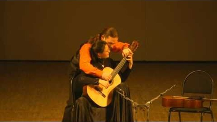 Anabel Montesinos & Marco Tamayo - Mozart Rondo alla Turca