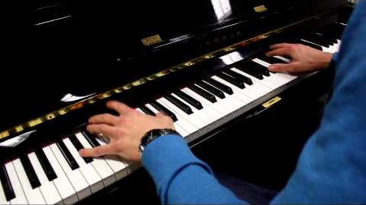 Ellie Goulding - Love Me Like You Do (Fifty Shades Of Grey Soundtrack) Piano Cover
