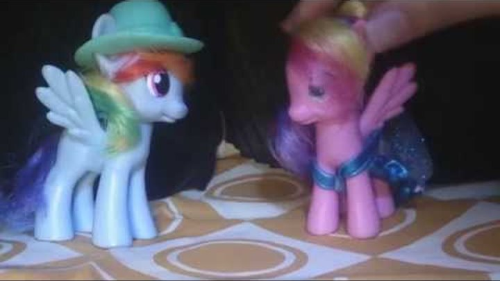 Сериал о пони ~ Good Time ~ Serial about pony 10 серия 1 сезон MLP:FIM