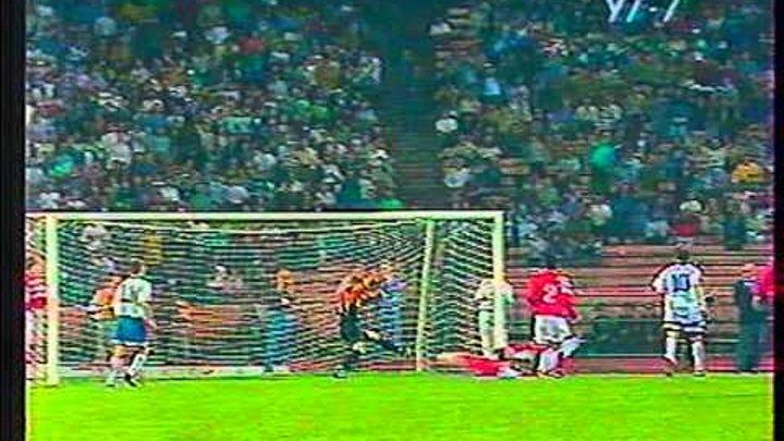 Динамо К Спартак М 1994 (3-2) гол Реброва (УТ-1) LIVE