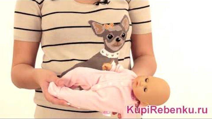 Baby Annabell Кукла Пора спать 790 489, 36 см
