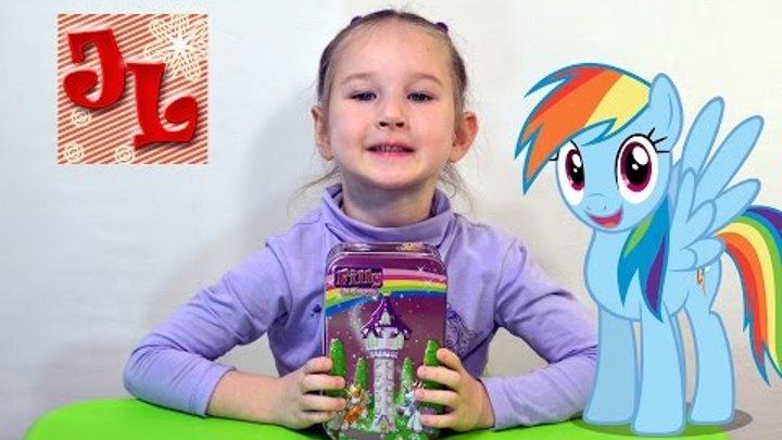 Лошадки филли Filly на русском открываем сюрпризбокс    Toys