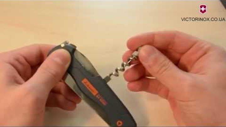 Швейцарский складной нож Victorinox GARANT 0.8355.2R - обзор ножей Викторинокс