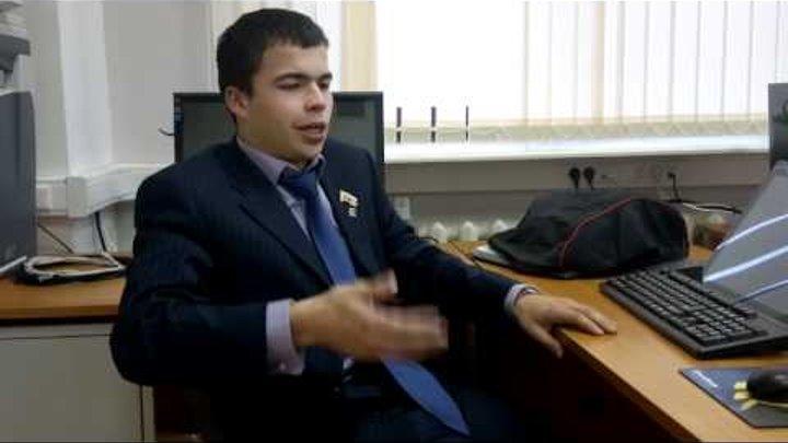 """Член партии """"Единая Россия"""""""