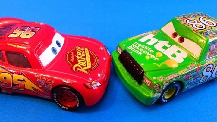 Тачки Молния Маквин и его Друзья Секрет Маквина Мультик про машинки Cars Lightning McQueen