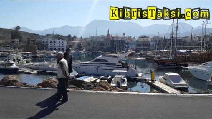 Girne (Full HD) Kuzey Kıbrıs Türk Cumhuriyeti 16 Şubat 2016 Salı