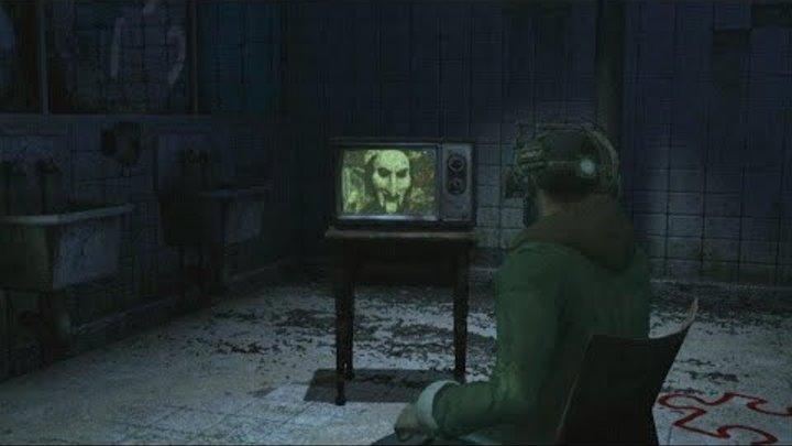 Saw - The Video Game (Игровые Обзоры) (Игра по Фильму - Пила)